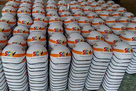 Xưởng sản xuất mũ bảo hiểm tại Tân Phú