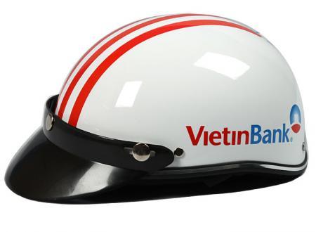 Xưởng sản xuất mũ bảo hiểm quảng cáo giá rẻ