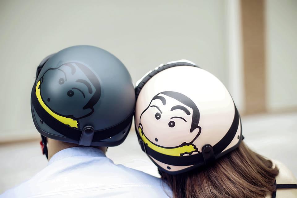 Mũ Bảo Hiểm An Toàn