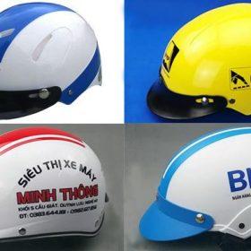Sản xuất nón bảo hiểm
